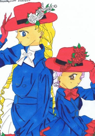 Sailor Moon por annabbyscuito